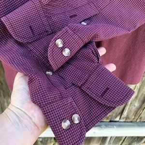 Antigua Shirts - Antigua Texas A&M Long Sleeve Shirt TAMU Aggies
